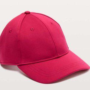 Lululemon Baller Hat Ruby Red